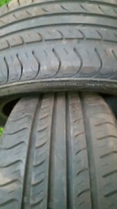"Pair of 205/55/16"" Tires"