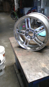 15'' rims   4 and 5 bolt Padron