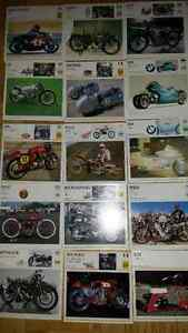 Motorcycle Index Cards - Frame 1 or All 150 cards Strathcona County Edmonton Area image 3