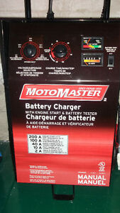 new moto master battery charger