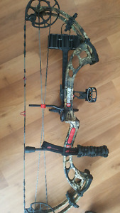 LH PSE brute force compound bow