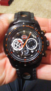 Bulova Harley Davidson Limited Edition Chronograph Watch