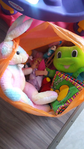 $5 big bag of toy for girls