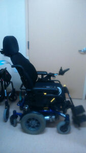 Electric Wheelchair, 2 years old and in good condition Kitchener / Waterloo Kitchener Area image 2