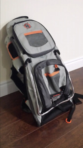 Snugli Child carrying hiking back pack for sale.