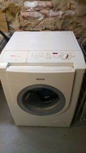 Bosch Nexxt Washer Dryer pair