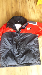 Men's floatation coat size medium