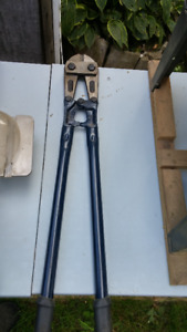 Bolt cutters big