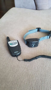 Sunbeam - Dog training Collar - excellent condition Used 1 month