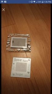 Coaster picture frames and 4x6 picture frames