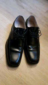 Mens Size 7.5 Dress Shoes