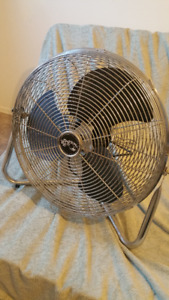 Hampton Bay Industrial Floor Fan - $80