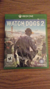 Watch dogs 2 Xbox one edition