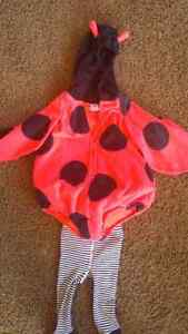 Carters lady bug costume 6-9 months