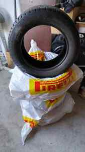 4 Gislaved Nord Frost 5 winter tires 215/55 r16. 70% tread life
