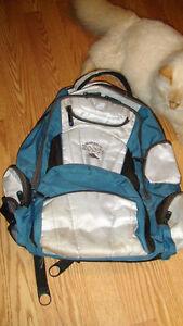 Roots Backpack&large binder