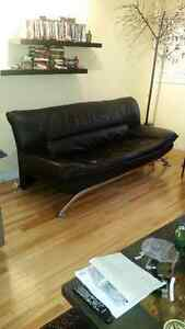 Sofa Cuir / Leather Couch
