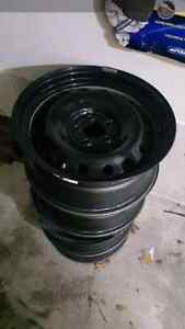 18 inch Steel Rims for 5x114.3 & 5x115mm Cars