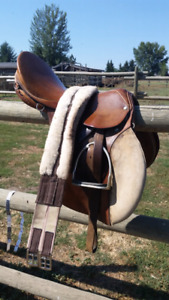 Stubben English A/P Saddle