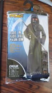 Phantom costume size xl child