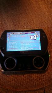 Psp go modded with games trade for NHL 19 for Ps4 or 100 cash