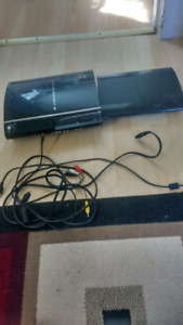 Two ps3 for parts