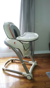 Graco 4-in-1 High Chair Feeding Baby Toddler