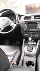 2013 Volkswagen Jetta HIGHLINE Sedan 2.5 6sp Grey Met/Black Vien Cambridge Kitchener Area image 4