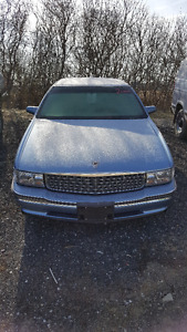 1996 Cadillac DeVille ONLY  56000kms AS IS