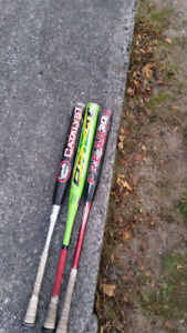 Slo pitch bats
