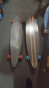2 long boards plus much more