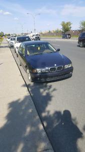 BMW 530i V6 3.0L