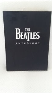 The Beatles.......Anthology....Hardcover  Excellent Condition