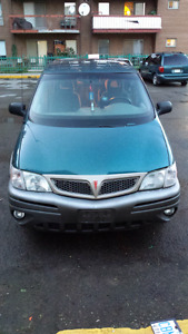 2002 Pontiac Montana, Put up for SALE AS IS