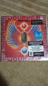 JOURNEY 180 GRAM DOUBLE GATEFOLD VINYL ! SEALED !