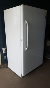 Frigidaire 18cubic foot upright freezer