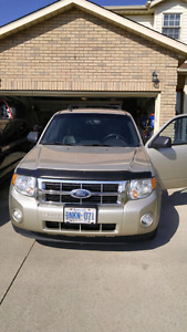 2012 Ford Escape 5 speed manual