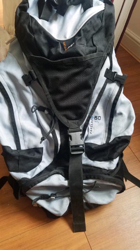 bb2c78c56 Quechua forclaz 60 l lady backpack