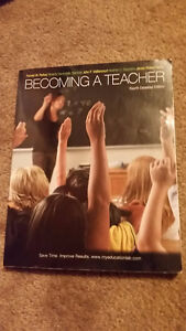 Becoming a Teacher - Textbook