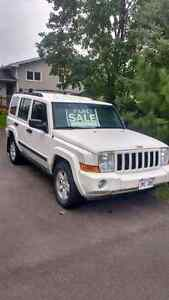 2006 Jeep Commander Full Load! 4900 OBO!!