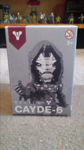 Mint condition  Un opened PRE-ORDER exclusive cayde-6 statue