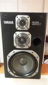 yamaha speakers Kingston Kingston Area image 1
