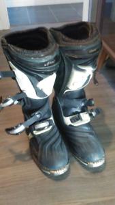 THOR ATV BOOTS - Size 12 - $50