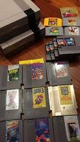 NES consoles and games. SNES games N64 games and more!!!