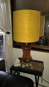 Beautifull Vintage lamps