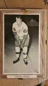 5 Original Beehives incl RARE Gordie Howe