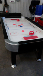 Table de hockey sur air
