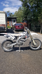 Great dirt bike, low hours, well maintained