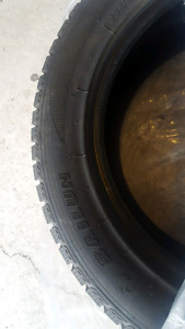 Winter tires 235/55/R17
