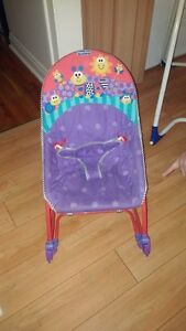 Chaise berçante Fisher Price